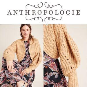 Anthropologie NWT Cute Soft Wool Alpaca Cardigan
